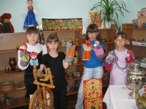 ЦДБ Творческая мастерская Светлячок чз 1-4 кл.