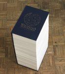 Википедия на бумаге