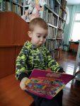 Черноштан Паша, 3 года детский сад № 12