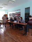 """Команда """"Юниоры"""", учащиеся 10 «А» класса МБОУ «Лицей «Бригантина»"""