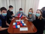 Команда участников Правового турнира МБОУ СОШ № 2
