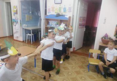 Осенняя информина в детском саду №1